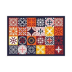 Tapete de cozinha Colors Style 45 x 65 Kacyumara