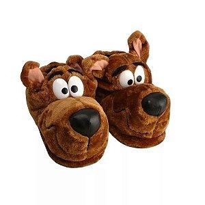 Pantufa Unissex Scooby Doo 36/38 Zona Criativa