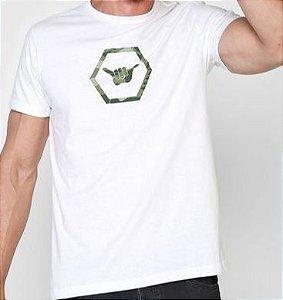 Camiseta Hang Loose Camo tam. GG