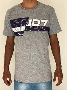 Camiseta Onbongo Estampa Frente e Costas