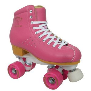 Patins Quad Traxart X-Pression Rosa