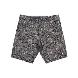 Bermuda Mcd Paisley Boardwalk Boardshorts Core Is Raw