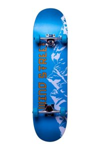 Skate Wind Street Iniciante 8.0 Montado