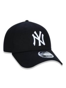 BONÉ 39THIRTY ABA CURVA FECHADO MLB NEW YORK YANKEES BASIC PRETO