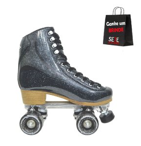 Patins Quad Traxart Brilliant Preto