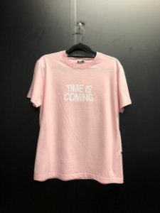 T-SHIRT OLD ROSA-TIME IS COMING Tam. M