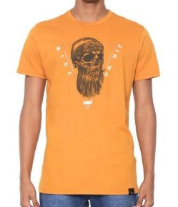 Camiseta HD Core Sku Laranja