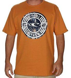 Camiseta Oneill Drainer - Laranja