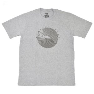 CAMISETA CIRCULO ONDA PERFECT WAVES
