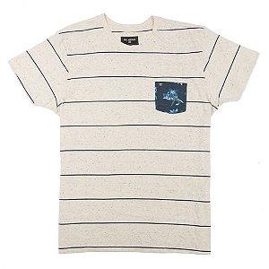 Camiseta Billabong Botone listras