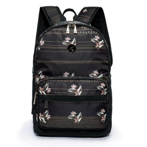 MOCHILA CASUAL HANG LOOSE FLORAL