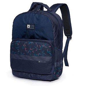 """Mochila Hang Loose Bali Azul para notebook de até 15.6"""""""