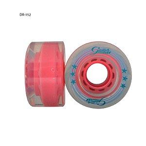 Rodas Quad Traxart Glitter 58x32mm