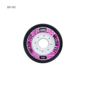 Rodas para Patins Linha Freestyle Traxart Mixxer TXT 72mm