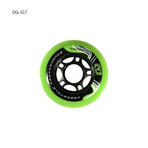 Rodas para patins Freestyle Traxart Krazyleg 76mm