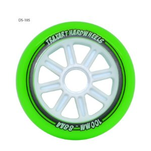 Rodas Fitness Traxart Hardwheels 100mm/88AA
