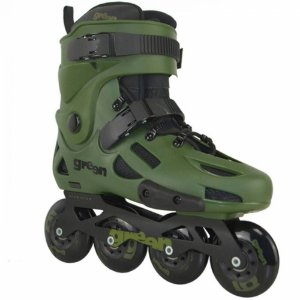 Patins Traxart Green (freestyle/urbano)