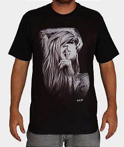 Camiseta MCD Silence