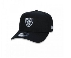 Boné Aba Curva New Era NFL Oakland Raiders