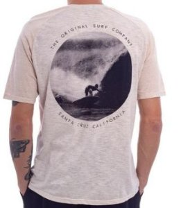 Camiseta Oneill Especial Raglan Through The Lens