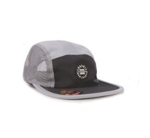 Bone CHRONIC FIVE PANEL Cinza