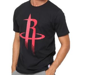 Camiseta NBA Houston Rockets Big Logo