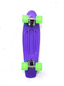 MINI CRUZER LONG ROXO