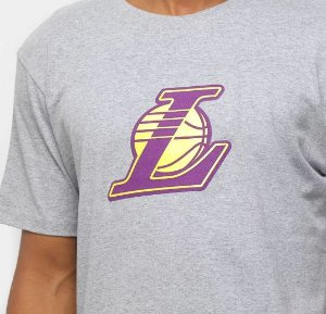 Camiseta NBA Los Angeles Lakers Vinil
