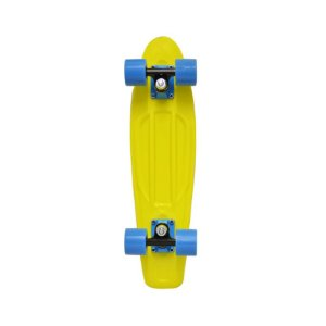 MINI CRUISER LONG AMARELO COM AZUL
