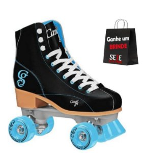 Patins Roller Derby Sabina Black Candi Girl