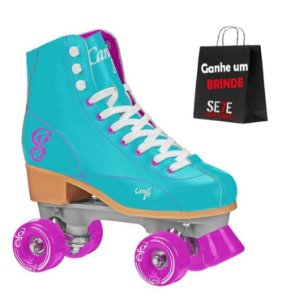 Patins Roller Derby Sabina Mint Candi Girl