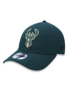 BONÉ 9FORTY NBA MILWAUKEE BUCKS
