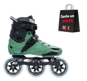 Patins Hd inline WAVE 3W 110mm