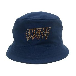 BONÉ BUCKET CHRONIC HAT AZUL