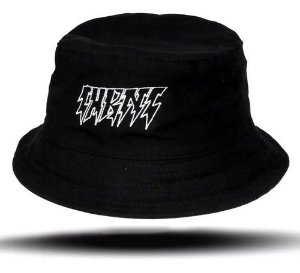 BONÉ BUCKET CHRONIC HAT PRETO