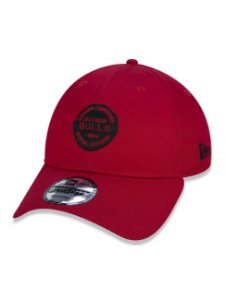 Boné New Era 920 Chicago Bulls Nba Vermelho