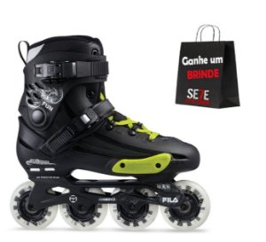 Patins Fila Freestyle Urban NRK FUN 80mm/84A ABEC 7