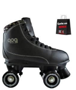 PATINS QUAD ADULTO DIVOKS POP BLACK