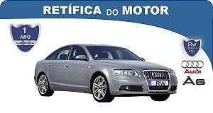 Retífica de motor Audi A6 Pacote Econômico