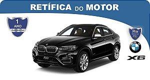 Retífica de Motor BMW X6 Pacote Econômico