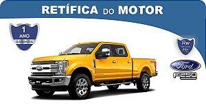 Retífica de Motor Diesel ou Gasolina Ford F-250 Pacote Econômico