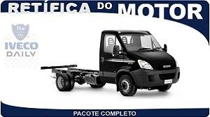 Retífica de motor Iveco Daily Turbo Diesel Pacote Completo