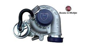 Turbina Turbocompressor Fiat Ducato 2.3 16v Multijet Okobo OKTB-475