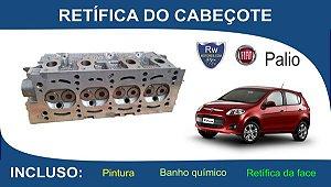 Retífica de Cabeçote Fiat Palio 8V ou 16V