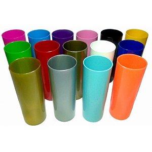 Copos Plásticos Long Drink 350ml