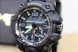 Relógio Gshock da Sobrevivência Militar 6 em 1 4db2125d2db
