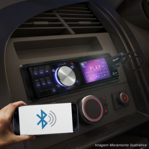 Bluetooth Car Kit Dispositivo P/ Rádio De Carros