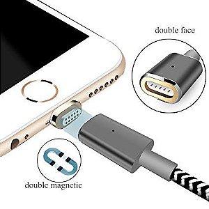 Cabo para Carregador de Celular ou Tablet Magnético MICRO USB