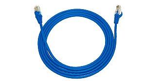 Cabo de Rede Ethernet Pronto pra Uso ROLO COM 10 MTS