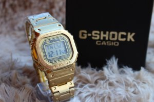 5856a85a70d RELOGIO GSHOCK FULL METAL - 100% FUNCIONAL - Produtos para Revenda